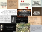 Hospitality Quote Collage